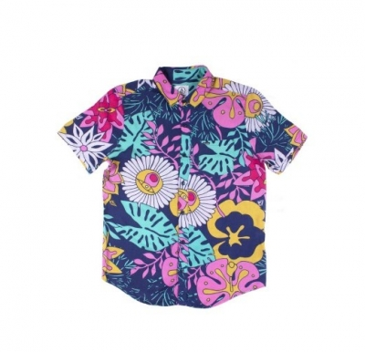 CAMISA VOLCOM MC CONCEPTION