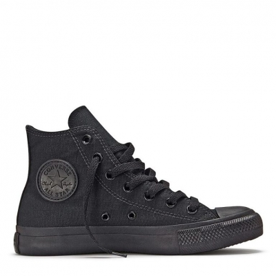 CHUCK TAYLOR ALL STAR CORE HI BLACK MONO