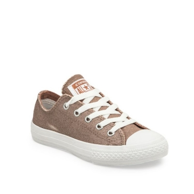 CHUCK TAYLOR ALL STAR  KIDS BLUSH GOLD WHITE