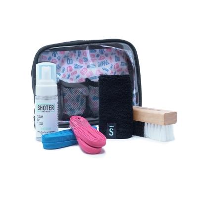Shoter Travel Set (limpiador De Zapatillas)