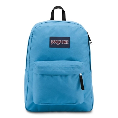 MOCHILA JANSPORT SUPERBREAK CELESTE