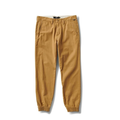 VANS AUTHENTIC JOGGER CAMEL